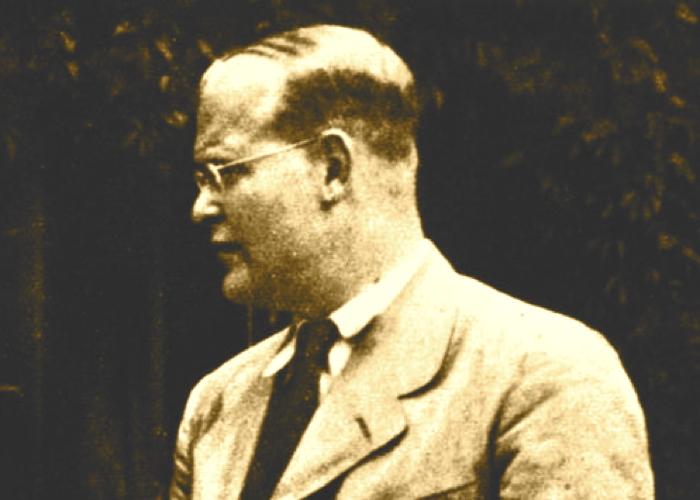 Vortrag zum Bonhoeffer-Gedenken