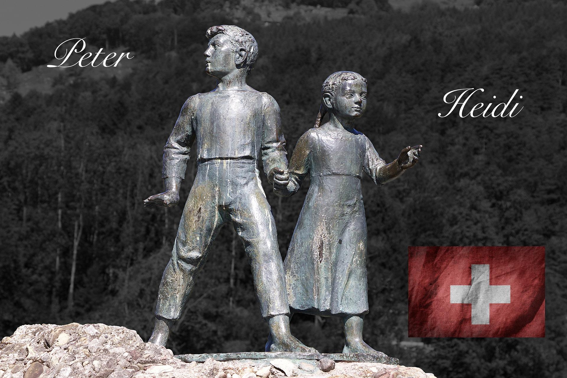 """Besuch der Hauptprobe des Familien-Stückes """"Heidi"""" im Theater Oberhausen"""