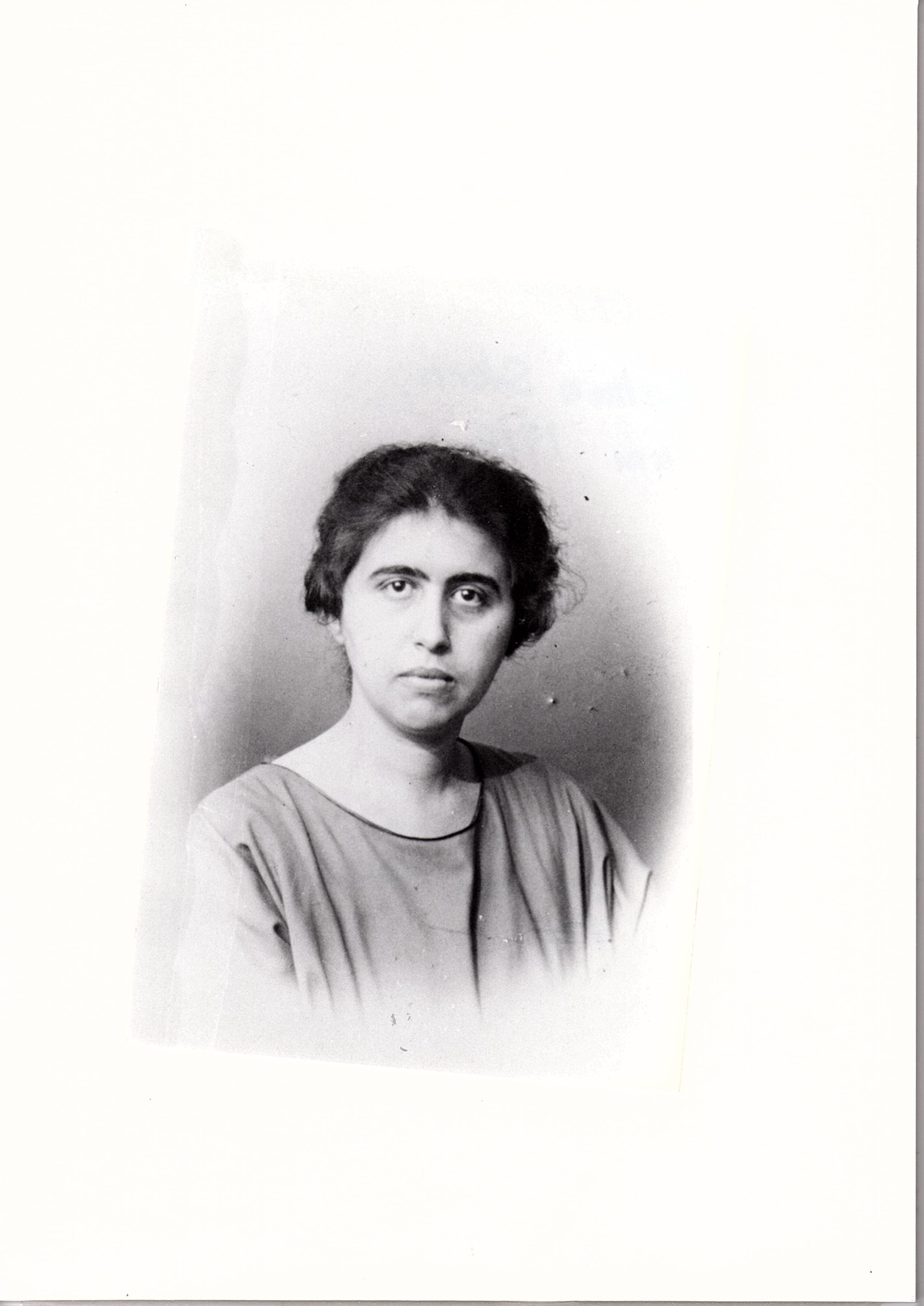 Vortrag über die Historikerin Selma Stern